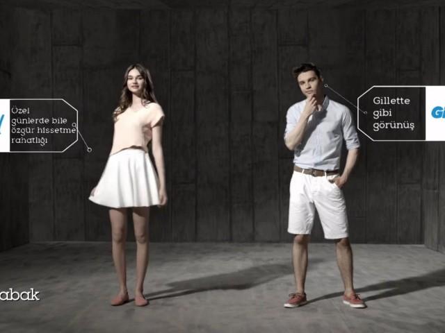 P&G – İlkbahar Yaz modası #banabak