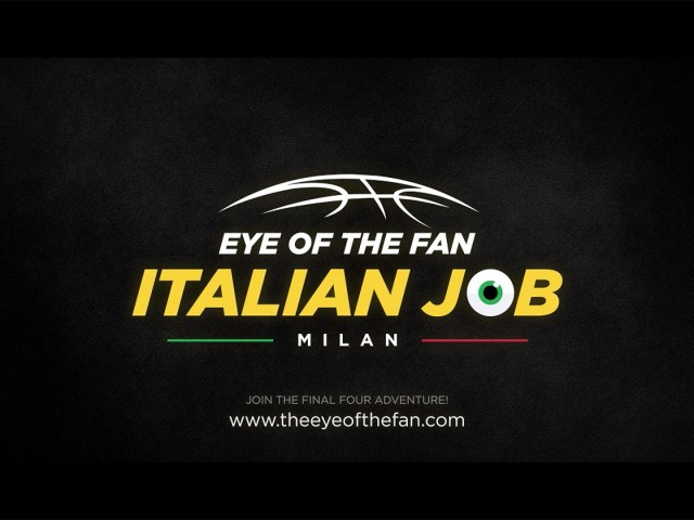 Turkish Airlines Euroleague – Eye of the Fan The Italian Job: The Recruitment