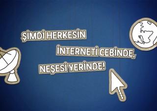 Turkcell – Cepten Internet Şenliği – Sosyal Medya