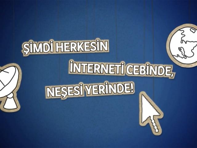 Turkcell – Cepten İnternet Şenliği