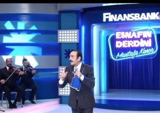 Finansbank – Esnafın Derdini Mustafa Keser – Çek Mastor