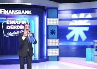 Finansbank – Esnafın Derdini Mustafa Keser – Gözleri Fettan Güzel