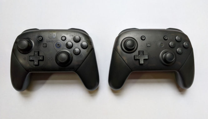 Fake Switch Pro Controllers - How do they compare and what\u0027s inside