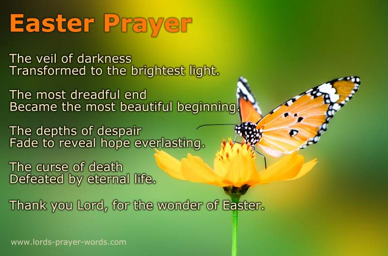 Cute Good Nite Wallpaper 8 Easter Prayers And Blessings Poem Amp Quotes
