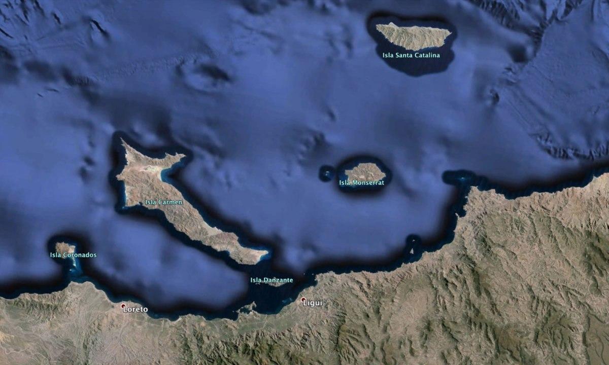 Bay of Loreto National Park