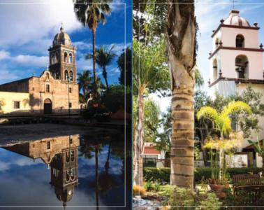 Loreto and San Buenaventura Missions