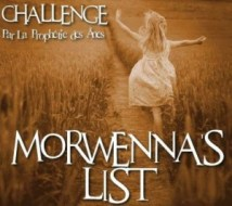 Morwenna Jo Walton challenge