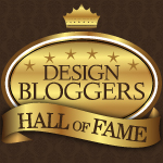 Design Blogger's Hall of Fame Award