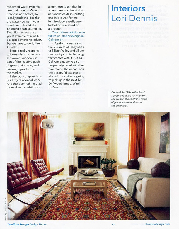 Dwell Magazine June 2010