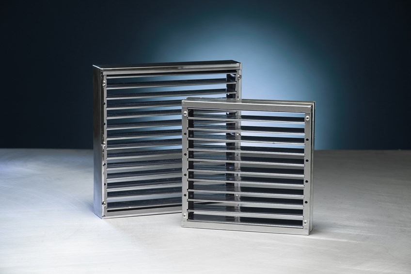 Lvh Intumescent Fire Dampers