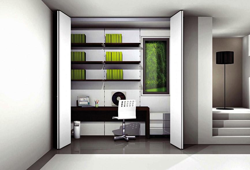 un bureau dans mon placard lorraine magazine. Black Bedroom Furniture Sets. Home Design Ideas