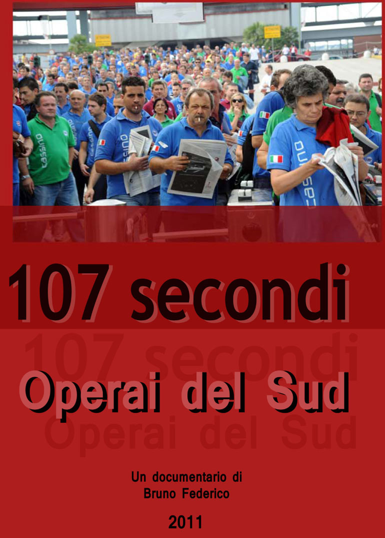 107 secondi operai del Sud