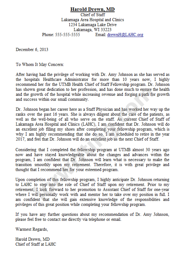 Recommendation Letter For Law School From Employer | Resume