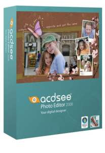 ACDSee Photo Editor 2008