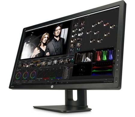 HP DreamColor Z27x - mejores monitores para pc