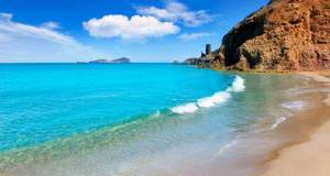 Aigua Blanques - mejores playas de ibiza