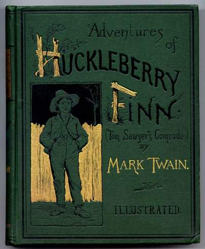 huck finn character development Analyzing social commentary in the adventures of huckleberry finn character development.