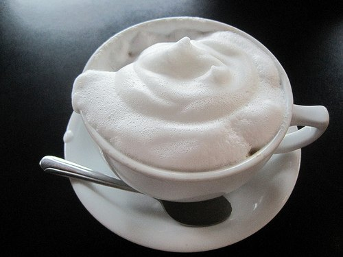 milk-froth-coffee
