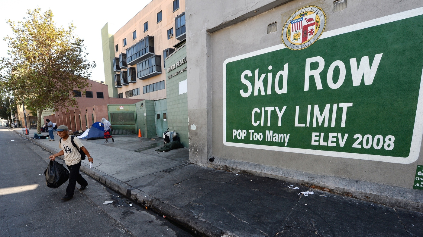 Gentrification in downtown los angeles upon seeing for In the city of la