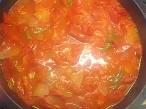 preparacion tomate frito