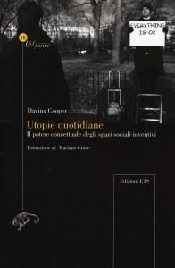 Davina Cooper - Utopie quotidiane