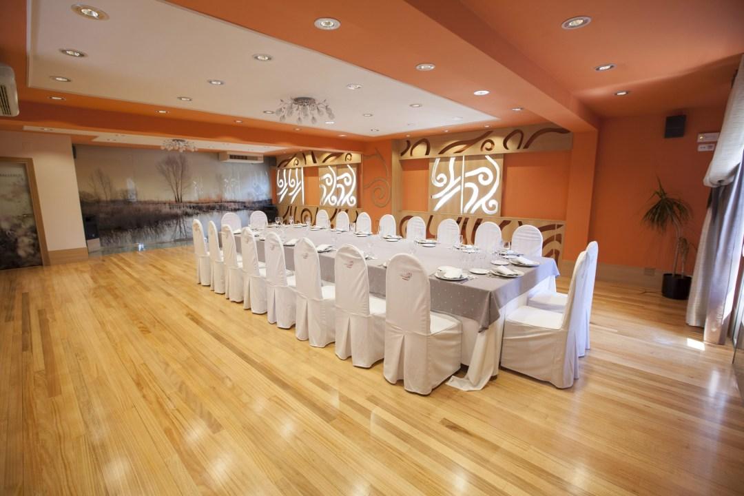 Salón Robles de Los Robles de Santiago