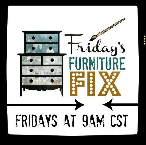 Friday's Furniture Fix Announcement