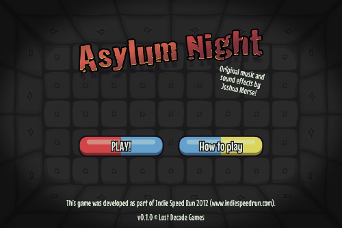 Asylum Night