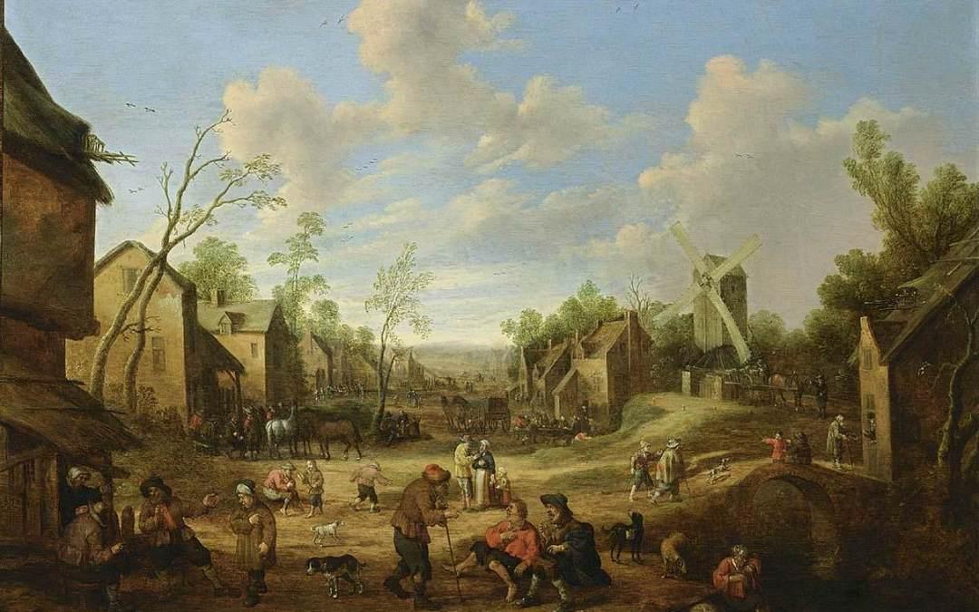 Let's design a medieval village: Introduction