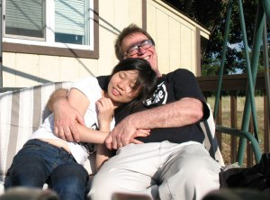 Seeking Asian Female's Steven and Sandy