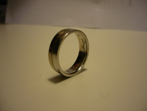 Stephan's lost Gold Wedding Ring found!
