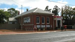 Old Dumbleyung Post Office
