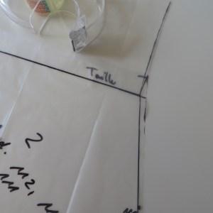 Burda Spaghetti Träger Kleid Modell 113 5-16 Taillenverkürzung 2