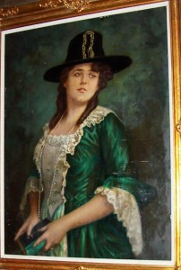 Lehmann as Manon