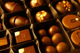 Chocolate tasting club