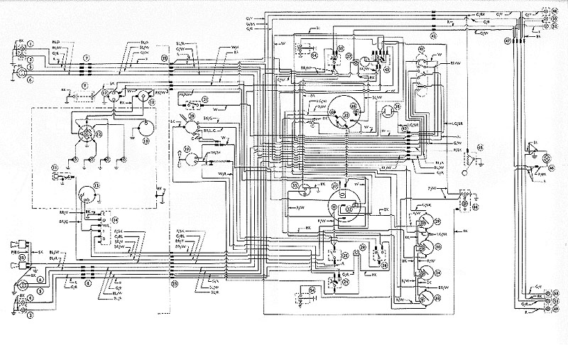 Jaguar Mark 2 Wiring Diagram Wiring Diagram
