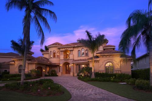 Medium Of Mediterranean Style House