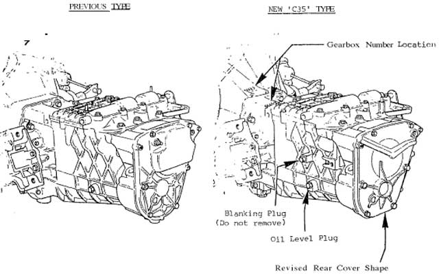citroen transmission diagrams