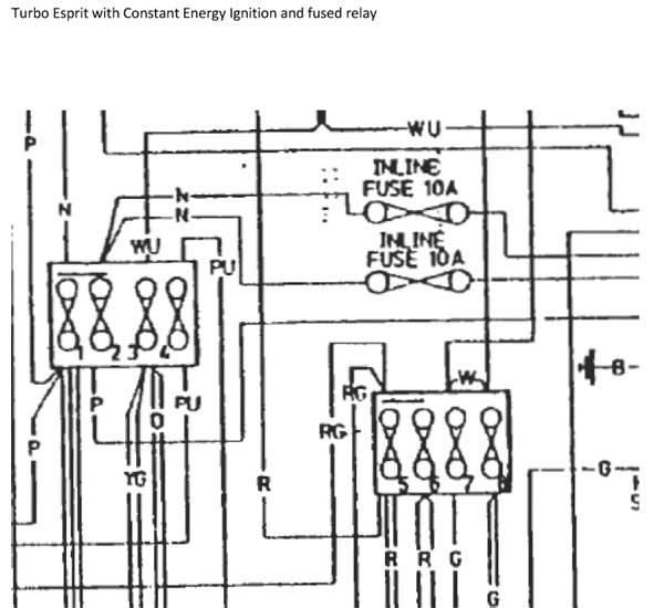 automotive wiring fuse blocks