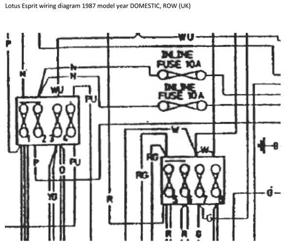 lotus elan s2 wiring diagram