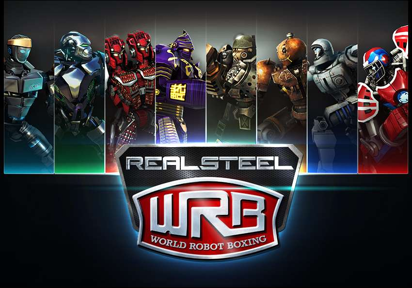 Real Steel WRB Game for windows phone