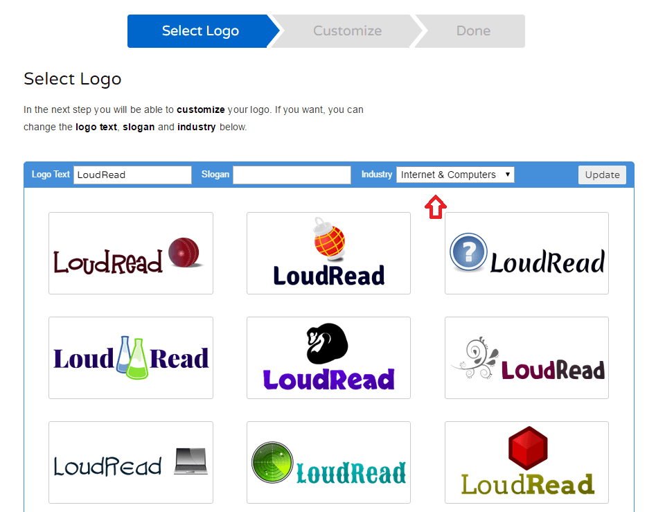 How i create free logo for my blogs without using any software or tool 4