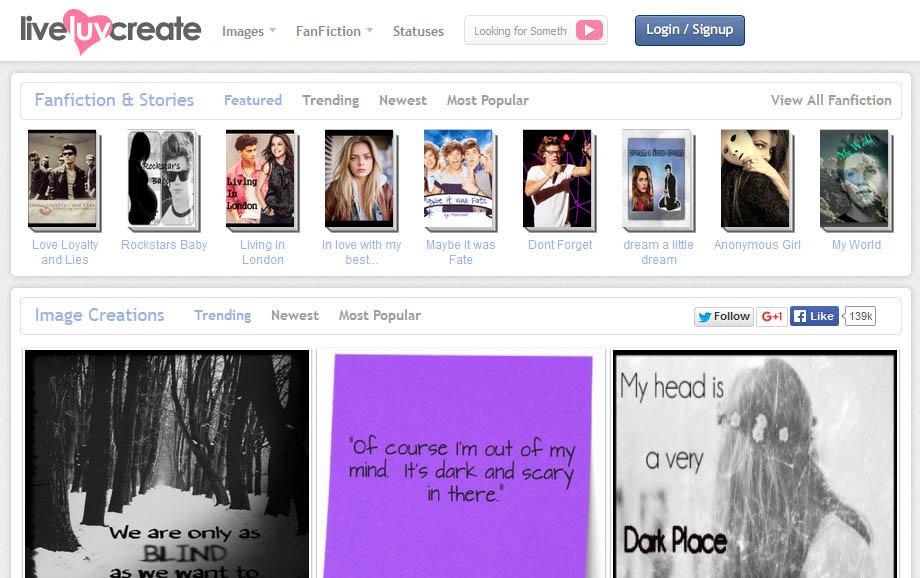 LiveLuvCreate online image editing tool