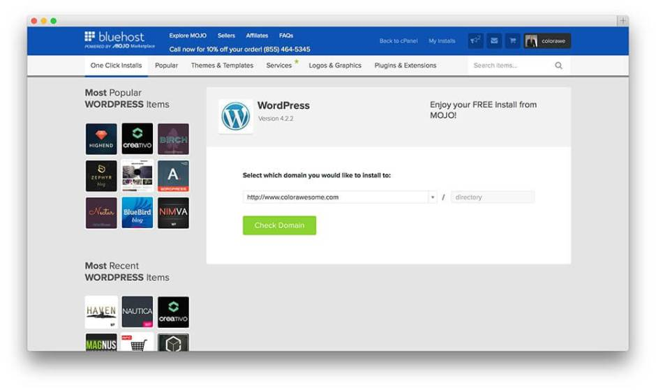 Move your blog domain from wordpress.com to wordpress.org