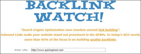 watch backlinks