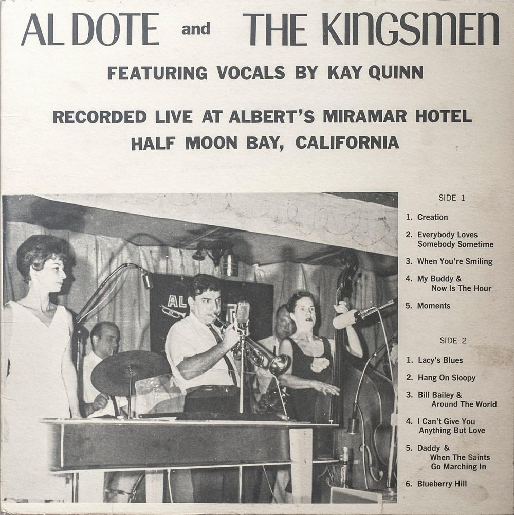 LP-Al_Dote_Kingsmen-Mirmar_HalfMoonBay-A-front-m