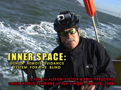 Inner Space- the film by Alison Victor & Eric Predoehl