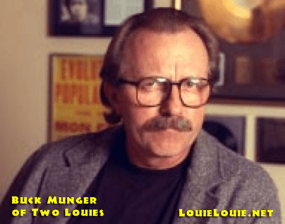 Buck Munger of Two Louies