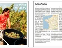 In Vino Veritas: the newspaper