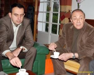 Michel Rocard en 2008 apporte son soutien à notre liste conduite par Pascal Leprêtre